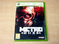 Metro 2033 by THQ