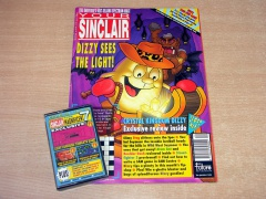Your Sinclair - Issue 84 + Cover Tape