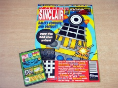 Your Sinclair - Issue 91 + Cover Tape