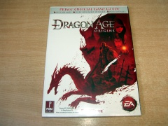 Dragon Age : Original Official Game Guide *MINT