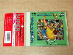 World Cup Super Soccer by Tecmo
