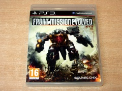Front Mission Evolved by Square Enix