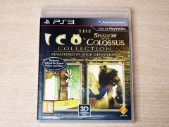 Ico & Shadow Of The Colossus by Sony