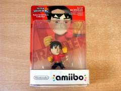 Amiibo - Super Smash Bros : Mii Brawler *MINT