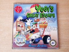Yogi's Great Escape by Hi Tec Software