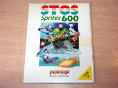 STOS Sprites 600 by Mandarin Software