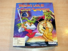 Dragons Lair III : The Curse Of Mordread by Readysoft