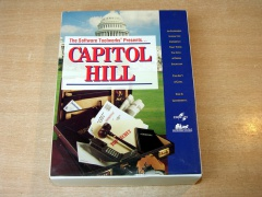 Capitol Hill by The Software Toolworks