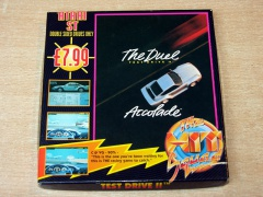 The Duel : Test Drive II by Accolade / Hit Squad