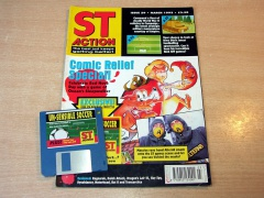 ST Action - Issue 59 + Cover Disc