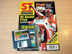 ST Action - Issue 61 + Cover Disc