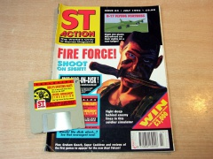 ST Action - Issue 63 + Cover Disc