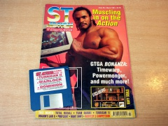 ST Action - Issue 35 + Cover Disc