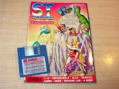 ST Action - Issue 27 + Cover Disc