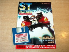 ST Action - Issue 28 + Cover Disc