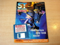 ST Action - Issue 30 + Cover Disc