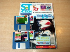 ST Action - Issue 49 + Cover Discs