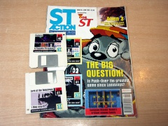 ST Action - Issue 50 + Cover Discs