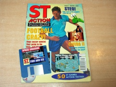 ST Action - Issue 51 + Cover Disc