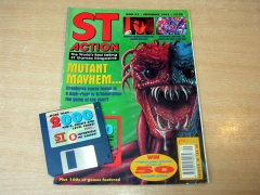 ST Action - Issue 53 + Cover Disc