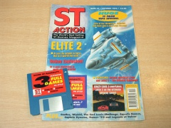 ST Action - Issue 54 + Cover Disc