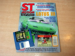 ST Action - Issue 56 + Cover Disc