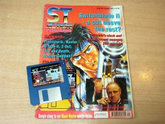 ST Action - Issue 40 + Cover Disc