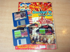 ST Action - Issue 41 + Cover Discs
