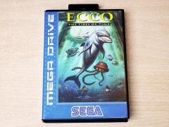 ** Ecco : The Tides Of Time by Sega