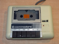 ** Commodore 64 Cassette Deck