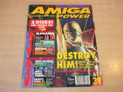 Amiga Power - Issue 39