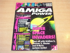 Amiga Power - Issue 31