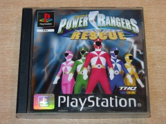 Power Rangers : Lightspeed Rescue by THQ