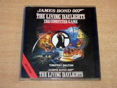 James Bond 007 : The Living Daylights by Domark