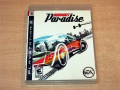 Burnout Paradise by EA