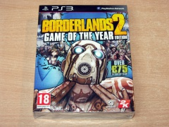 Borderlands 2 : Game Of The Year Edition by 2K *MINT