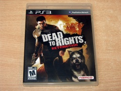 Dead To Rights : Retribution by Namco