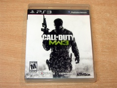 Call Of Duty : Modern Warfare 3 by Activision