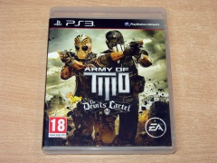 Army Of Two : The Devils Cartel by EA