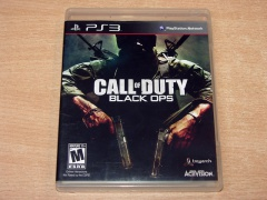 Call Of Duty : Black Ops by Activision