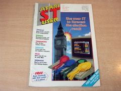 Atari ST User - Issue 3 Volume 2
