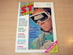 Atari ST User - Issue 1 Volume 3