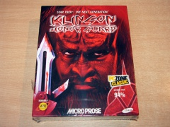 Klingon Honor Guard by Microprose *MINT