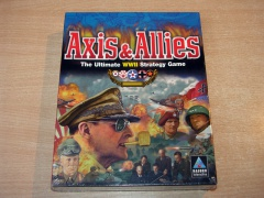 Axis & Allies by Hasbro Interactive *MINT