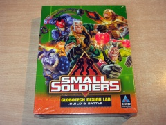 Small soldiers : Globotech Design Lab by Hasbro *MINT
