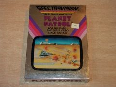 Planet Patrol by Spectravision