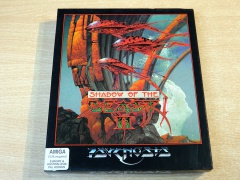 Shadow Of The Beast II by Psygnosis