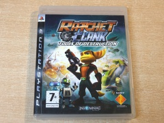 Ratchet & Clank : Tools Of Destruction by Insomniac