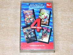 4 Game Pack No. 1 by Atlantis