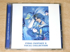 Final Fantasy X : Vocal Collection CD